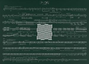 IPNOSI - Stampa del Manoscritto 60x40