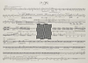 IPNOSI - Manoscritto, 100x70