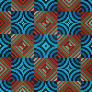 Hipnosis 100x100 Acrilico su tavola - MARCO DE BIASI