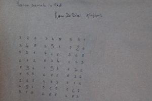 MUSICA SERIALE 1 - MARCO DE BIASI