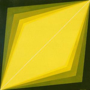 Meditazione n°3 50x50 Acrilico su tela - MARCO DE BIASI