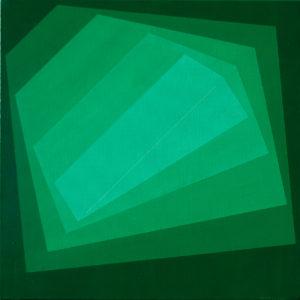 Meditazione n°5 50x50 Acrilico su tela - MARCO DE BIASI