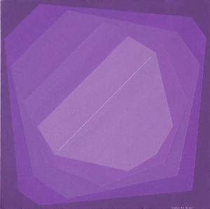 Meditazione n°7 50x50 Acrilico su tela - MARCO DE BIASI