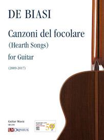 Canzoni del focolare - pubblicazione Marco De Biasi